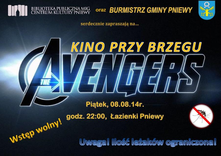 Avengers na stronę
