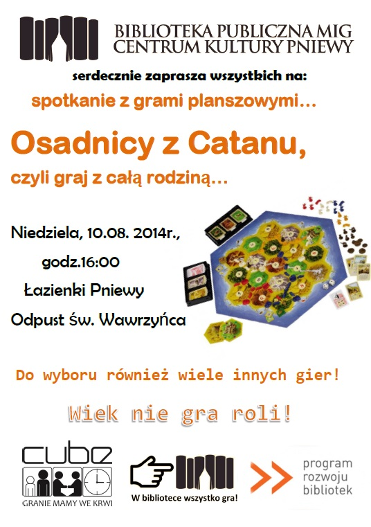 Osadnicy z Catanu Odpust