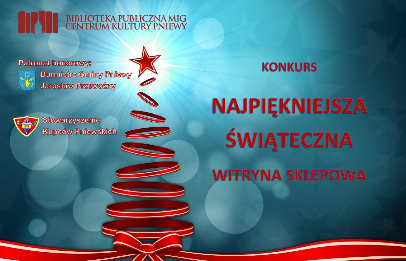 Konkurs świąteczna wystawa