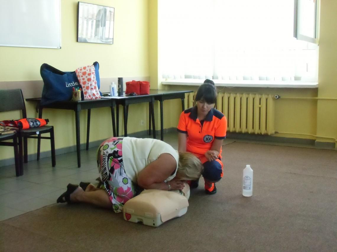 III Warsztaty I ty możesz uratować życie (28)