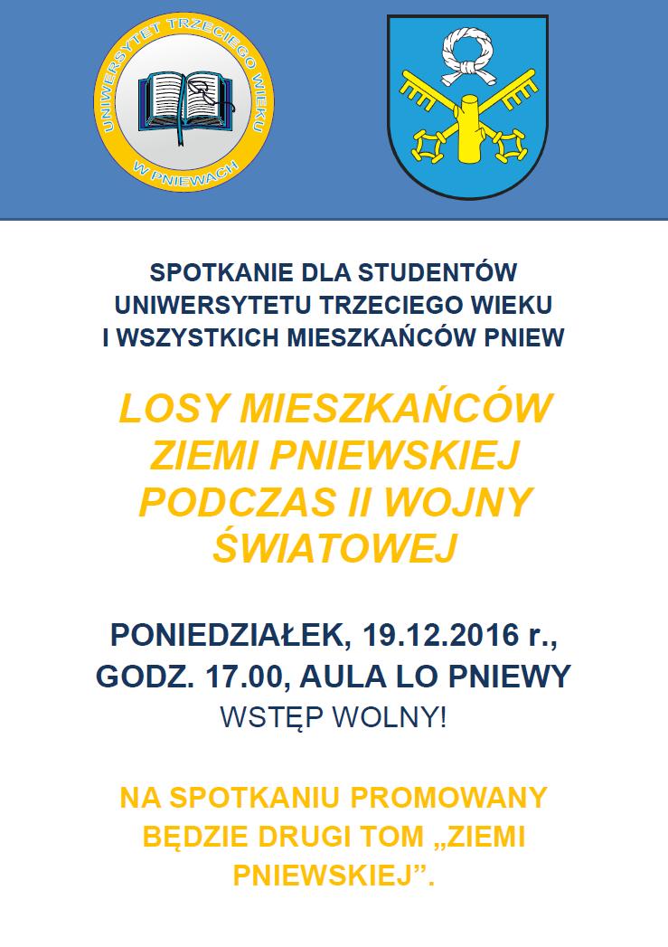 Drugi tom Ziemi Pniewskiej